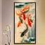 แจกันดอกไม้ ภาพติดเพชร ครอสติชคริสตรัล โมเสก Diamond painting thumbnail 18