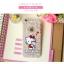 เคสลายคิตตี้ Kitty (เคสยาง) - iPhone6+ thumbnail 3
