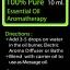 Peppermint 100%Pure Essential oil 10 ml.เปปเปอร์มิ้นท์ น้ำมันหอมระเหย thumbnail 4