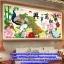 กวาง สวนดอกไม้ ภาพติดเพชร ครอสติชคริสตรัล โมเสก Diamond painting thumbnail 12