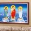 พระพุทธเจ้า ทรินิตี้ ภาพติดเพชร ครอสติชคริสตรัล โมเสก Diamond painting thumbnail 1