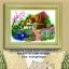 วิถีชีวิตชนบท ครอสติชจีน พิมพ์ลาย ลดราคา thumbnail 21
