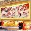 ปลาคราฟมงคล ดอกเหมย ภาพติดเพชร ครอสติชคริสตรัล โมเสก Diamond painting thumbnail 2