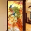 ดอกไม้สีทอง+นก ชุดปักครอสติช พิมพ์ลาย งานฝีมือ thumbnail 19