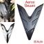 ปิดแตร Yamaha Aerox สีเงา เครฟล่า ราคา550 thumbnail 1