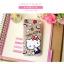 เคสลายคิตตี้ Kitty (เคสยาง) - iPhone6+ thumbnail 8