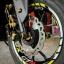 สติ๊กเกอร์ขอบล้อ GTR 14 นิ้ว AEROX155 ราคา650 thumbnail 2