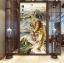 เสือโคร่ง ครอสติสคริสตัล Diamond painting ภาพติดเพชร งานฝีมือ DIY thumbnail 2
