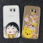 เคสลายการ์ตูน (เคสยาง) - Galaxy S6 thumbnail 1