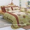 ชุดเครื่องนอน ชุดผ้าปูที่นอน ทิวลิป-tulip ลายกราฟฟิก รุ่น 697