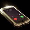 เคสยาง ไฟกระพริบ มุมกันกระแทก - เคส iPhone 5/5S/SE