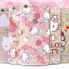 เคสลายคิตตี้ Kitty (เคสยาง) - iPhone6