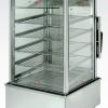 -ตู้โชว์อุ่นอาหาร 5 ชั้น ระบบไอน้ำ Steamer