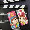 ยางหนา - เคลือบพิเศษ ลายน่ารัก 4 แบบ - iPhone 6 / 6S