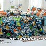 ชุดเครื่องนอน ผ้าปูที่นอน ลายอทอยสตอรี่-Toy Story รหัส SL506