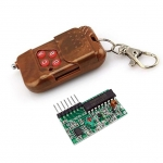 4-CH 315Mhz Key Wireless Remote Control Kits