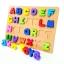 ของเล่นเสริมพัฒนาการ ของเล่นไม้ ชุดกระดานนูน A-Z thumbnail 5
