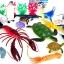โมเดลพลาสติกเกรดดี ลายสัตว์ทะเลเเละขั้วโลก thumbnail 2