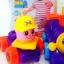 ของเล่นเสริมพัฒนาการ จัมโบ้เลโก้ 32 ชิ้นลายตัวเลข คน รถ thumbnail 3