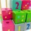 ของเล่นเสริมพัฒนาการ ของเล่นไม้ ของเล่นชุดสวมเสา Happy Whole Family thumbnail 4