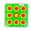 กล่องไม้บล็อคหยอดตัวเลข+ค้อนทุบลูกบอล 9 ช่อง thumbnail 5