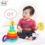 Huile Toys Stacking Rainbow Duck ห่วงเรียงซ้อนลูกเป็ดน้อย thumbnail 1