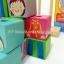 ของเล่นเสริมพัฒนาการ ของเล่นไม้ ของเล่นชุดสวมเสา Happy Whole Family thumbnail 3