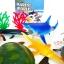 โมเดลพลาสติกเกรดดี ลายสัตว์ทะเลเเละขั้วโลก thumbnail 6