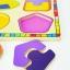 ของเล่นเสริมพัฒนาการ ของเล่น ของเล่นไม้ จิ๊กซอว์ไม้รูปทรงเรขาคณิต 8 ชนิด thumbnail 2