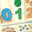 ของเล่นเสริมพัฒนาการ ของเล่นไม้ จับคู่ภาพกับตัวเลข thumbnail 2