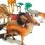 โมเดลพลาสติกเกรดดี ลายสัตว์ป่า จำนวน 25 ชิ้น thumbnail 4