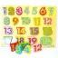 ของเล่นไม้ชุดกระดานจิ๊กซอว์รูปภาพสอน A-Z คำศัพท์ เเละตัวเลข thumbnail 3