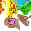 ของเล่นเสริมพัฒนาการ ของเล่นไม้จิ๊กซอเเม่เหล็กสัตว์ป่า 6 ชนิด 18 ชิ้นพร้อมกล่องไม้ thumbnail 2