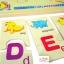 เเผ่นไม้จับคู่ตัวอักษรเเละคำศัพท์ (Alphabet Learning Box) thumbnail 4