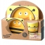 ชุดจาน ชาม ช้อน แก้ว จากเยื่อไผ่ BPA Free ปลอดภัย 100% thumbnail 10
