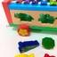 ของเล่นเสริมพัฒนาการ ของเล่นไม้ ของเล่น รถระนาด บล็อดหยอด รถลาก thumbnail 4
