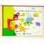ของเล่นเสริมพัฒนาการ ของเล่นไม้จิ๊กซอเเม่เหล็กสัตว์ป่า 6 ชนิด 18 ชิ้นพร้อมกล่องไม้ thumbnail 5