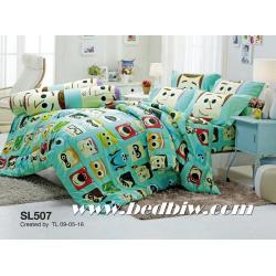 ชุดเครื่องนอน ผ้าปูที่นอน ลายอทอยสตอรี่-Toy Story รหัส SL507