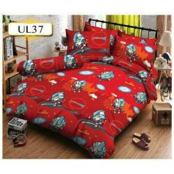 ชุดเครื่องนอน-ผ้าปูที่นอน ลายอุลตร้าแมน UL37
