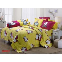 ชุดเครื่องนอน ผ้าปูที่นอน Jessica ลายการ์ตูน Pony Unicons MN007
