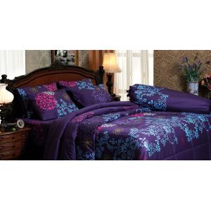 ชุดเครื่องนอน ผ้าปูที่นอน JESSICA Cotton 100% พิมพ์ลาย ดอกไม้ C1005 ใหม่ล่าสุด