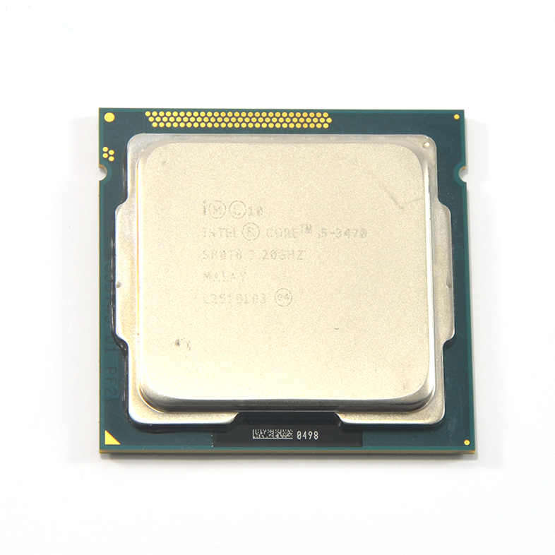 CPU Intel Core i5-3470 3.2 GHz