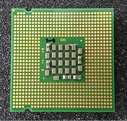 CPU Intel Pentium 4 586