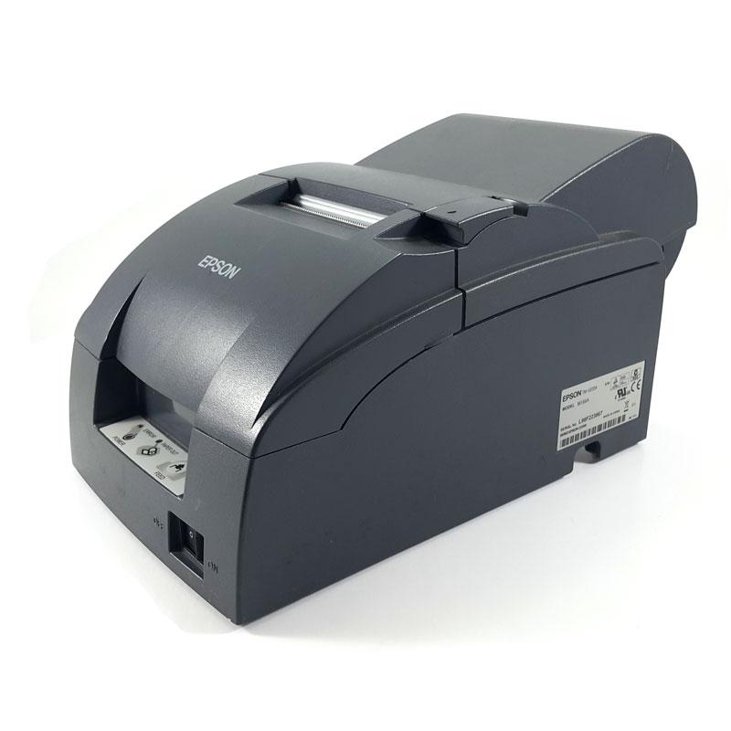 เครื่องพิมพ์สลิปมือสอง EpsonTM-U220A TM188A