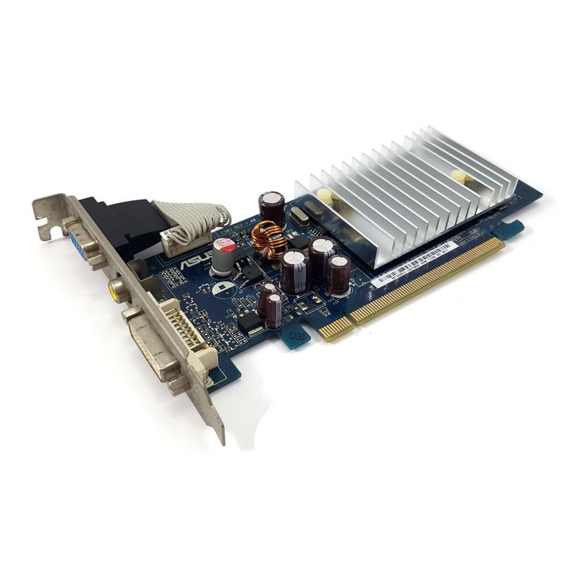 VGAมือสองAsus GeForce 7100GS128mb64Bit