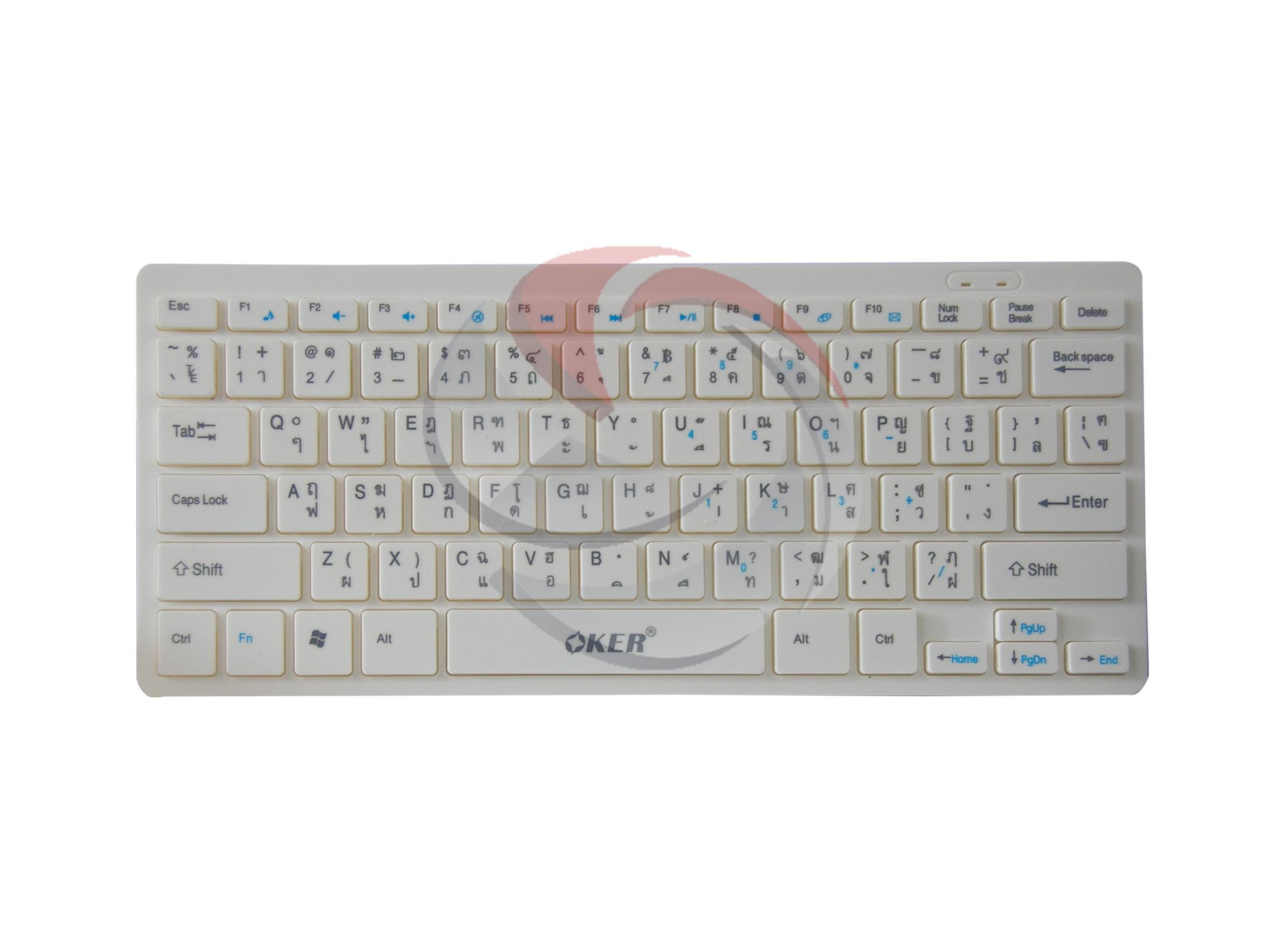 keyboard Oker K300G