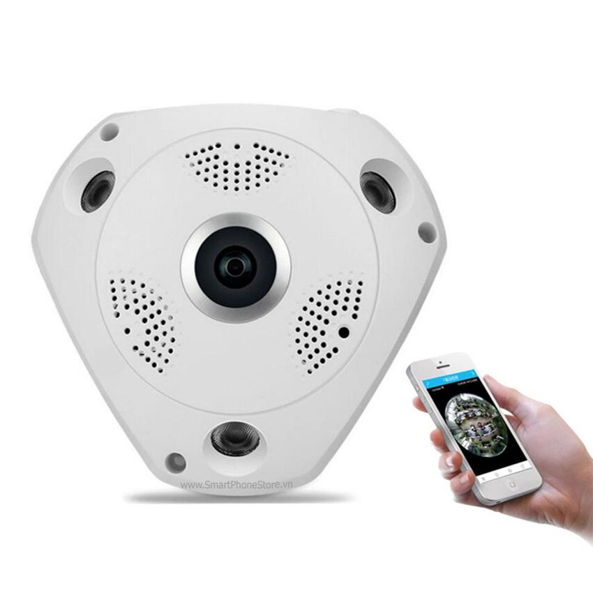 CCTV IP Camera VR 360 FISHEYE HD 1.3M WIFI