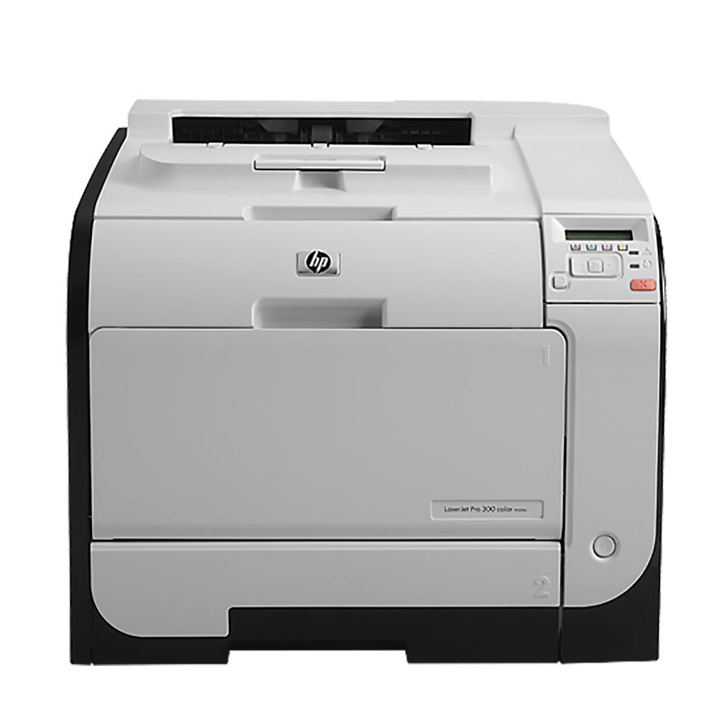 พรินท์เตอร์เลเซอร์ มือสอง HP LaserJet Pro 300 color M351a