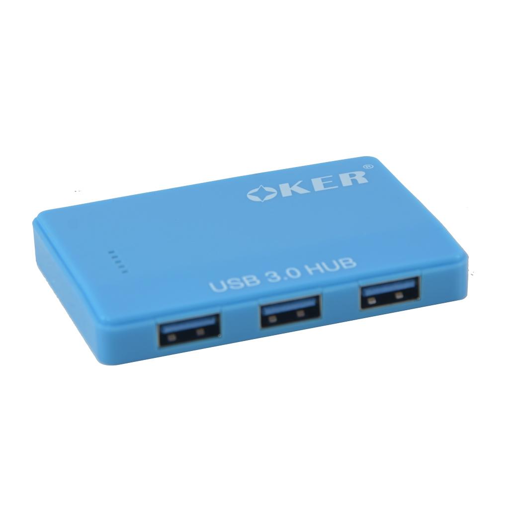 USB3.0 HUB 4 Port Oker