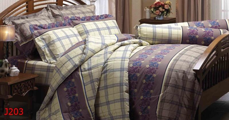 ชุดเครื่องนอน ผ้าปูที่นอน JESSICA เจสสิก้า รุ่น J203